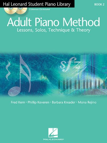 Hal Leonard Student Piano Library Adult Piano Method -...