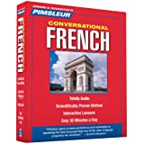 Pimsleur French Conversational Course - Level 1 Lessons 1-16 CD: Learn to Speak and Understand French with Pimsleur Language Programs