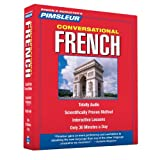French, Conversational: Learn to Speak and Understand French with Pimsleur Language Programs