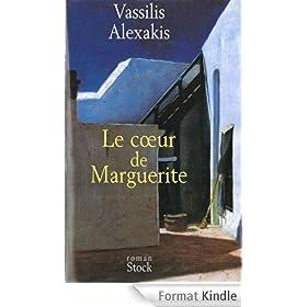 Le coeur de Marguerite (La Bleue)