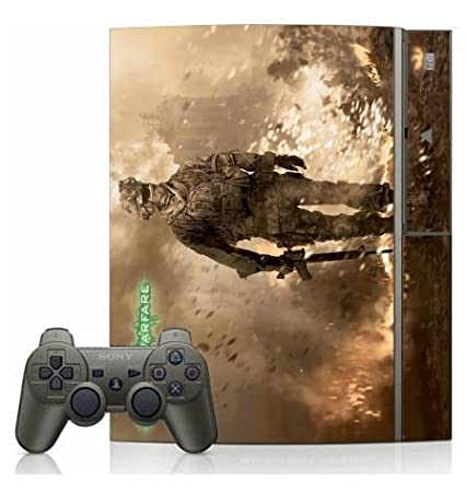 Call of Duty 4 Modern Warfare 2 Skin for Sony Playstation 3 Console