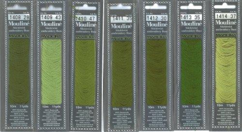 Sticktwist 10 m Farbe: 1408 10 m Madeira Garne # 0171408 NEU in OVP