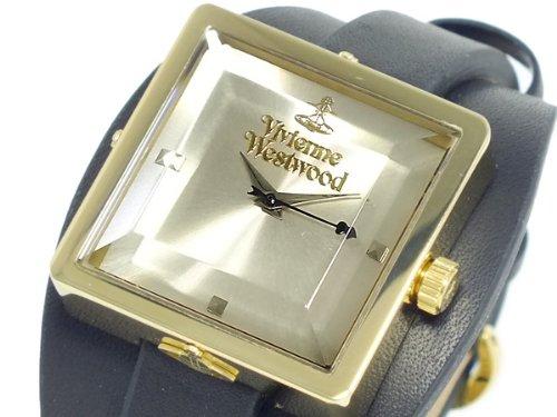 Vivienne Westwood VIVIENNE WESTWOOD CUBE VV008GDBK watch band ad...