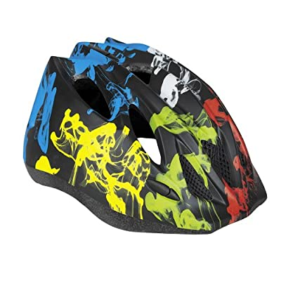 KIDS CHILDRENS BOYS GIRLS CYCLE SAFETY HELMET BIKE BICYCLE SKATING 50-58cm by Spokey