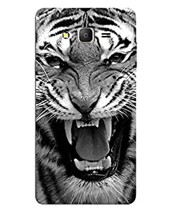 FurnishFantasy Designer Back Case Cover for Samsung Galaxy On7