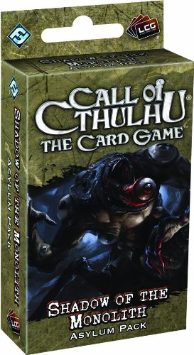 Call of Cthulhu LCG: Shadow of The Monolith Asylum Pack