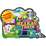 Mexican Train D12 with Numbers in Tin Board Game