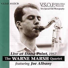 Live At Dana Point 1957