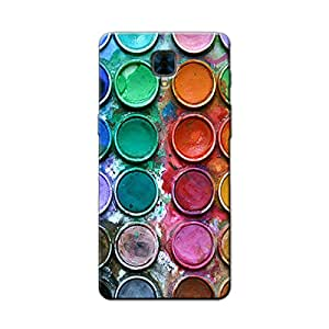 COLOR BOX BACK COVER FOR ONE PLUS 3