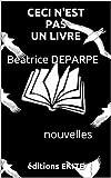 CECI N'EST PAS UN LIVRE: opus 1 (French Edition)