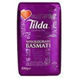 Tilda Wholegrain Basmati Rice 500 g