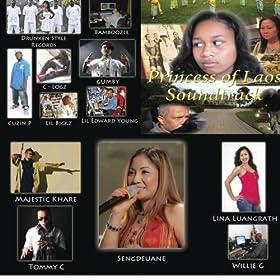 Amazon.com: Princess of Laos Soundtrack: Various Artists: MP3