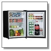 2.4 CF Compact Dorm Room Refrigerator