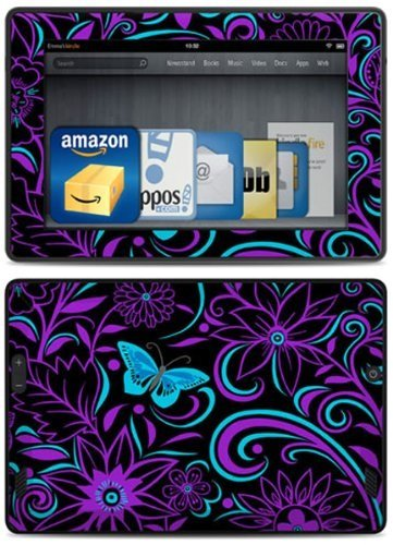 All New Kindle Fire HD Decal/Skin Kit, Fascinating