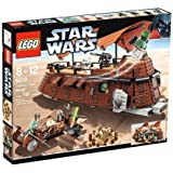 Lego 6210 Star Wars Jabba's Sail Barge