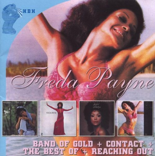 Freda Payne - Band of Gold / Contact / Reaching Out - Zortam Music