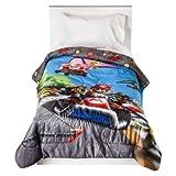 おもちゃ Mario マリオ Kart Reversible Comforter - Twin [並行輸入品]