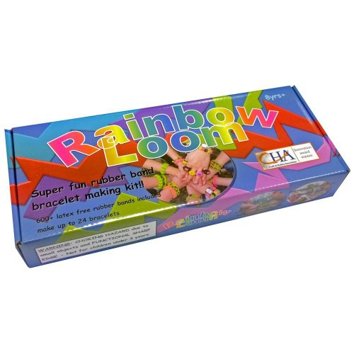 Twistz Bandz Rainbow Loom rubber with colorful bracelet [parallel import goods]