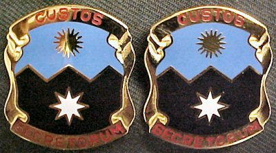 115th Military Intelligence Group Distinctive Unit Insignia - Pair