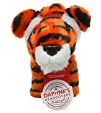 Daphne's Tiger Hybrid or Rescue Golf Club Head Cover