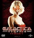 GALACTICA ギャラクティカ シーズン1 バリューパック2 [DVD]