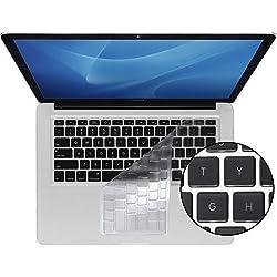 Kuzy® - CLEAR Keyboard Silicone Cover Skin for MacBook / Macbook Pro 13
