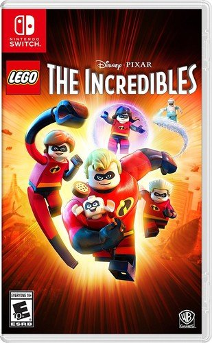 Incredibles Lego Switch