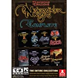 Dungeons and Dragons Neverwinter Nights The Complete Collection (PC DVD)