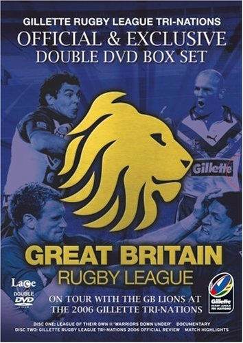 Gillette Tri-Nations & League of Their Own 2 Boxset [DVD]