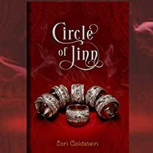 Circle of Jinn: Becoming Jinn, Book 2 Audiobook by Lori Goldstein Narrated by Rebecca Schwab