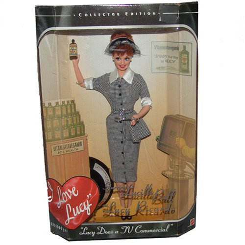 I Love Lucy Collector Edition Doll