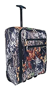Cabin Approved Lightweight Onboard Hand Luggage Wheeled Holdall Travel Bag Backpack Suitcase 50x40x20