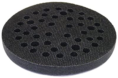 "3M Clean Sanding Soft Interface Disc Pad 28321, Hook and Loop, 5"" Diameter x 0.50"" Thick (Pack of 1) by 3M"