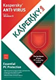 KASPERSKY LAB INC KASPERSKY ANTI-VIRUS 2013 (1 USER)