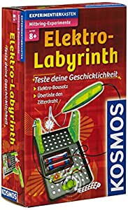 KOSMOS 659165 - Mitbringexperiment Elektro-Labyrinth