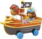 Take Along Dora and Diego Pirate Ship