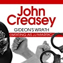Gideon's Wrath: Gideon of Scotland Yard, Book 13 Audiobook by John Creasey Narrated by Gordon Griffin