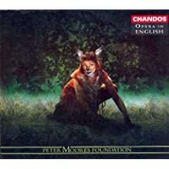 Janacek: Cunning Little Vixen (The) (Sung In English)