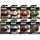 2016 Hot Wheels Bmw 100th Anniversary Exclusive Series Complete Set Of 8!