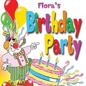 Amazon.com: Happy Birthday Flora: The Tiny Boppers: MP3