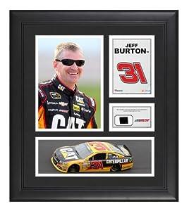 Jeff Burton Framed 15