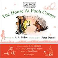 The House at Pooh Corner audio book