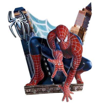 Cheap Hasbro Spiderman 3 Puzz 3D Puzzle – Red (B000U5JKR4)