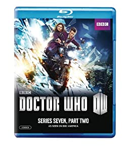 Doctor Who: Series Seven, Part Two (Blu-ray)