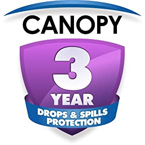 Canopy 3-Year PC Peripherals Protection Plan ($300-$350)