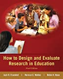 img - for How to Design and Evaluate Research in Education book / textbook / text book