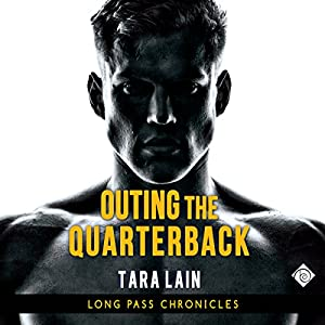 Outing the Quarterback Audiobook