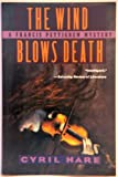 The Wind Blows Death (0060921382) by Hare, Cyril