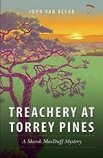 Treachery at Torrey Pines: A Shank MacDuff Mystery