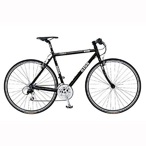GIOS(ジオス) クロスバイク PURE FLAT BLACK 520mm